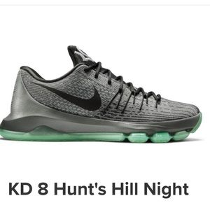 KD 8 Hunt's Hill Night Men's size 9.5